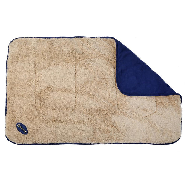 Snuggle Blanket - Blue Dog Blanket Scruffs®