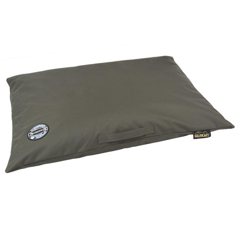 Expedition Memory Pillow Bed - Olive Green Dog Bed Scruffs®