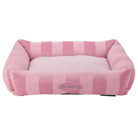 AristoCat Lounger Cat Bed - Pink Cat Bed Scruffs®