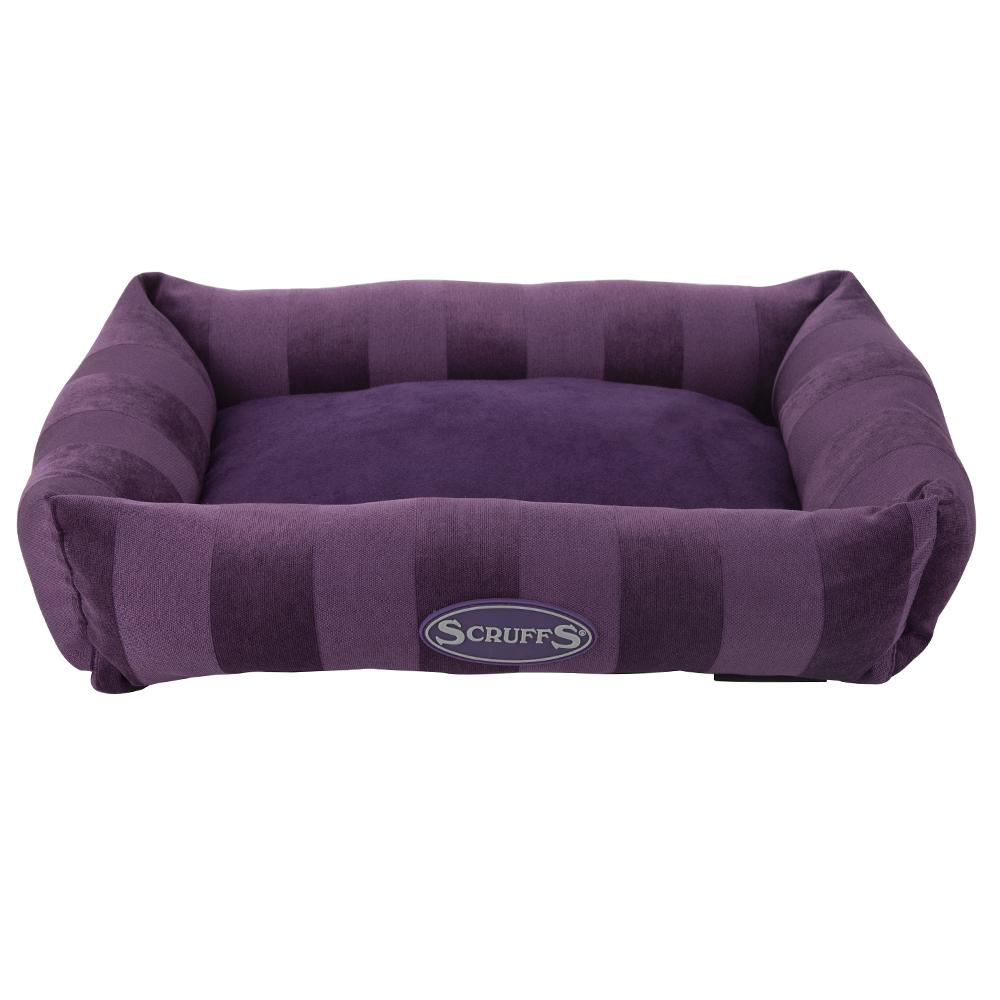AristoCat Lounger Cat Bed - Plum