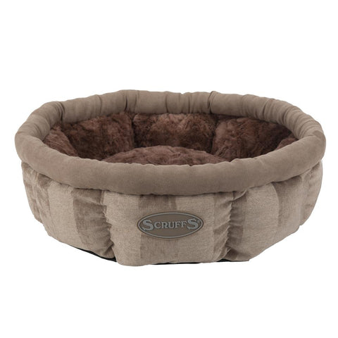 AristoCat Ring Cat Bed - Tan Cat Bed Scruffs®