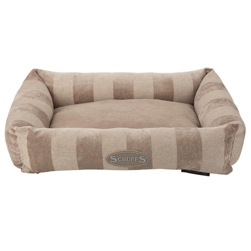 AristoCat Lounger Cat Bed - Tan Cat Bed Scruffs®