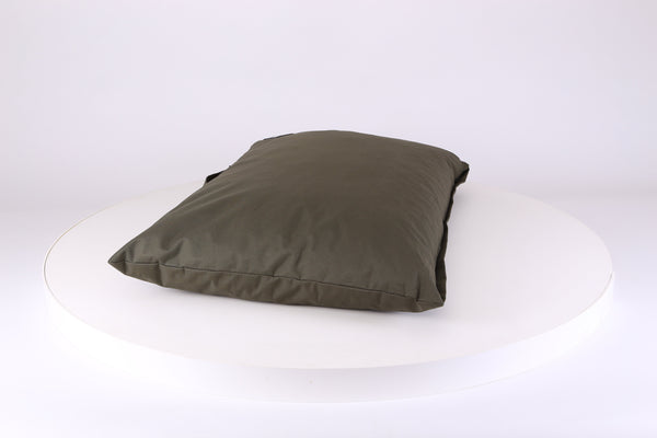 Expedition Orthopaedic Pillow Bed - Olive Green
