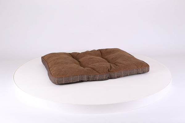 Windsor Dog Mattress - Chestnut