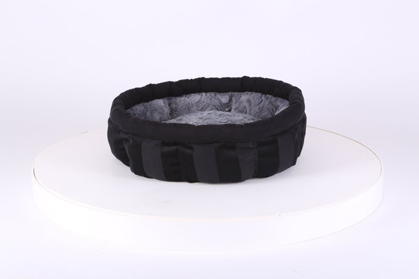 AristoCat Ring Cat Bed - Black