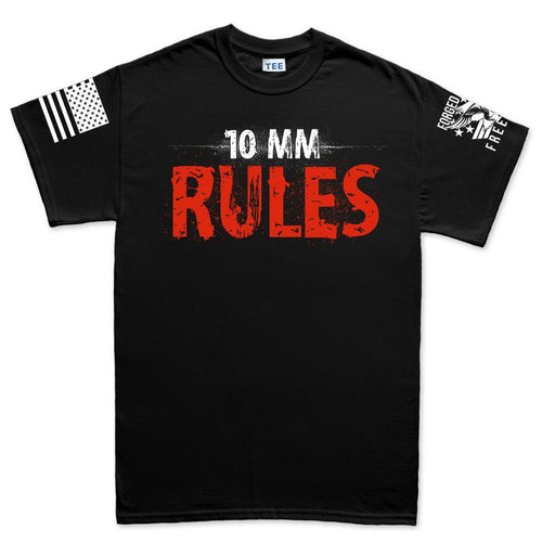 10mm Rules Men's T-shirt