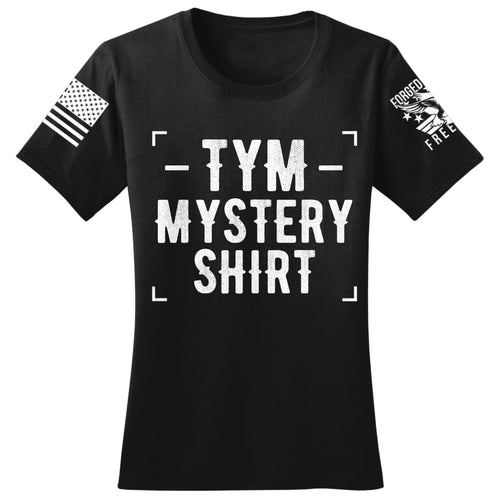 Ladies The Yankee Marshal Mystery T-shirt