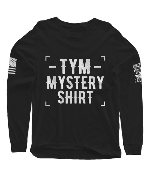 The Yankee Marshal Mystery Long Sleeve T-shirt