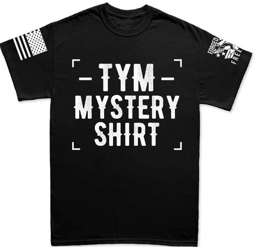 The Yankee Marshal Mystery Shirt