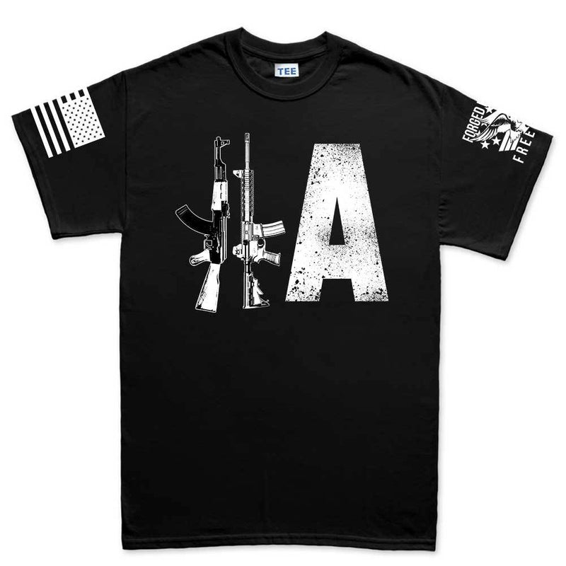2A Rifles Mens T-shirt