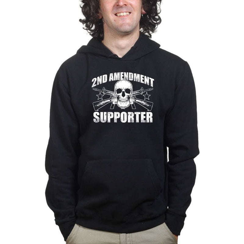 2A Supporter Hoodie