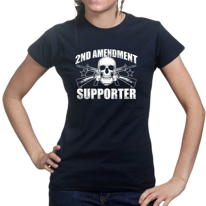 2A Supporter Ladies T-shirt