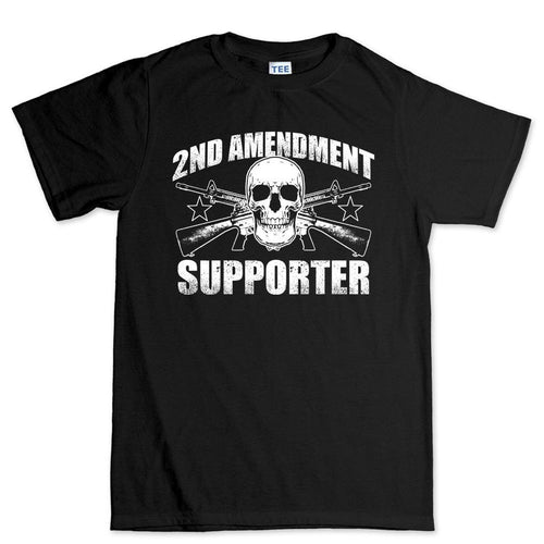 2A Supporter Men's T-shirt