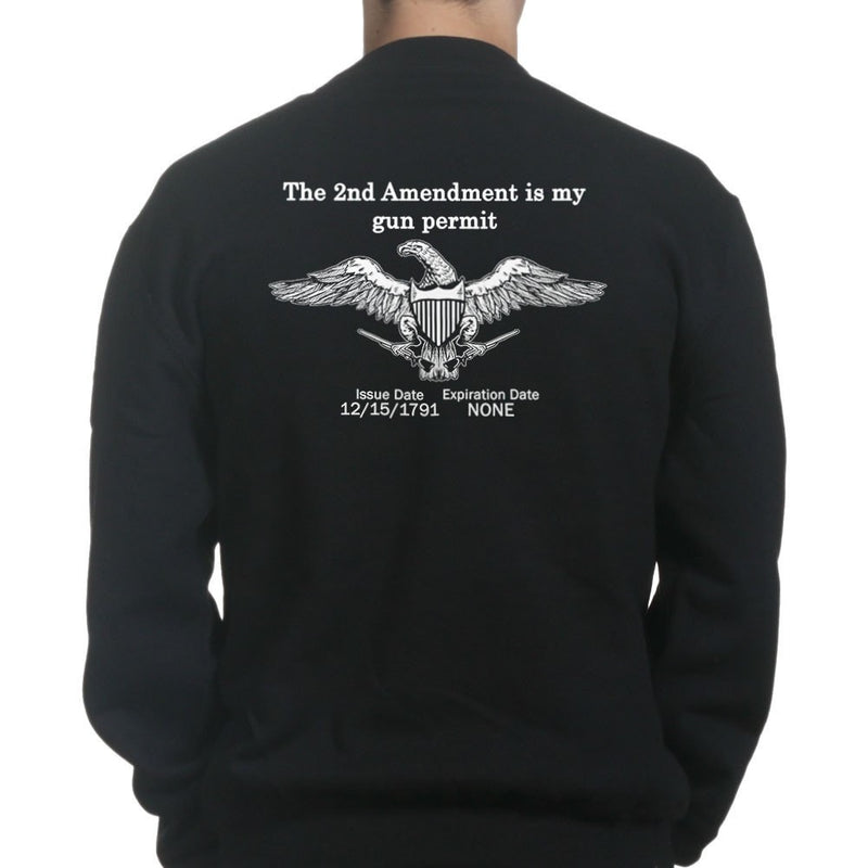 2nd Amendment Mens Sweatshirt