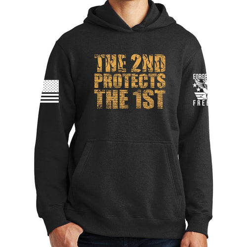 2nd Protects The 1st Hoodie