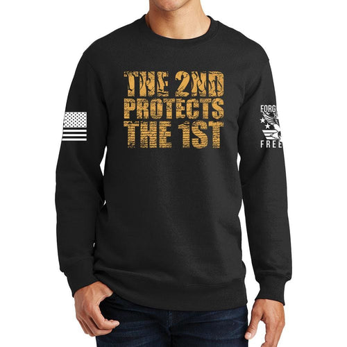 2nd Protects The 1st Sweatshirt