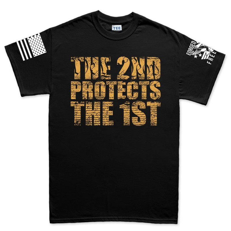 Men's 2nd Protects The 1st T-shirt