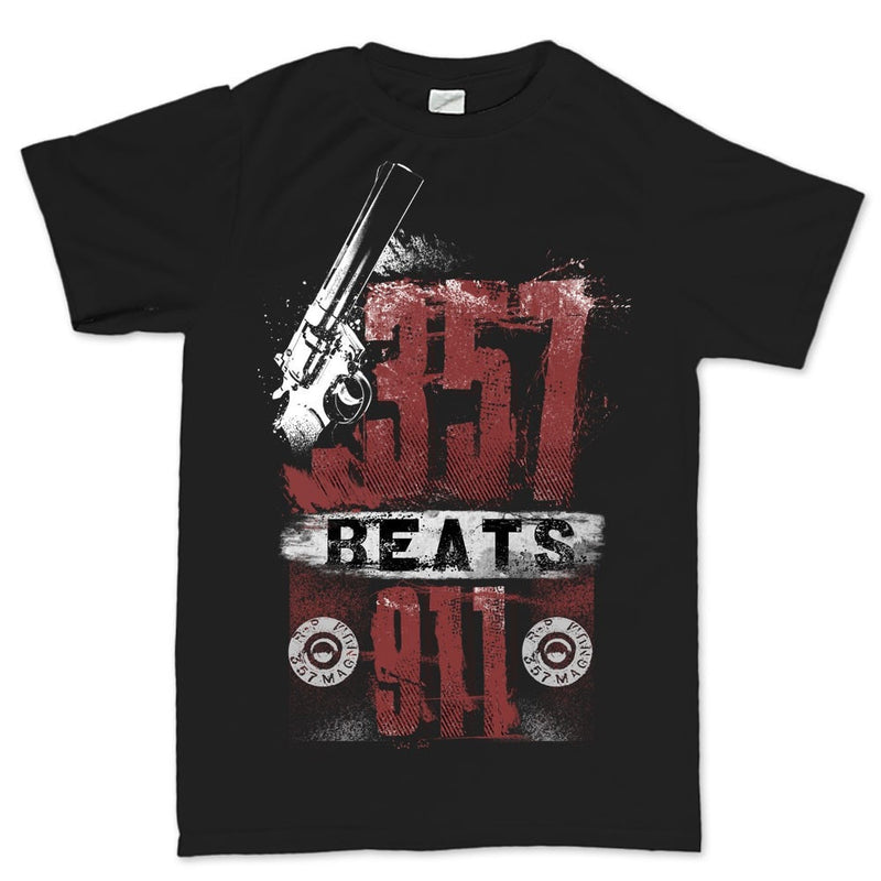 Men's 357 Beats 911 T-shirt