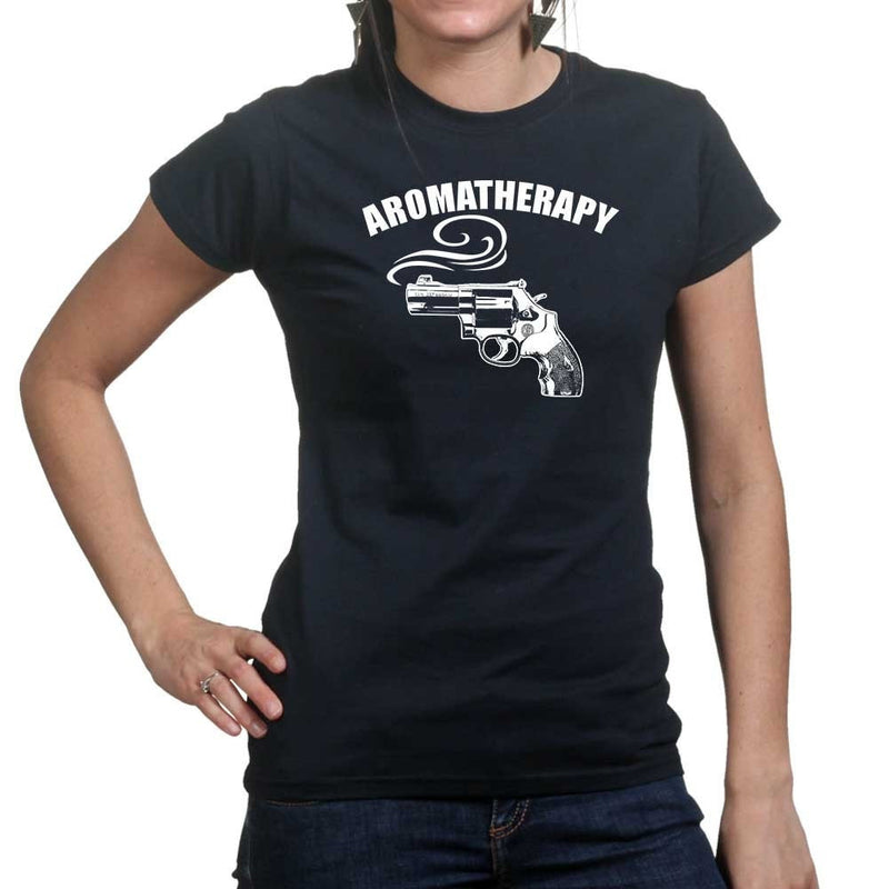 Ladies TYM Aromatherapy L-Comp T-shirt