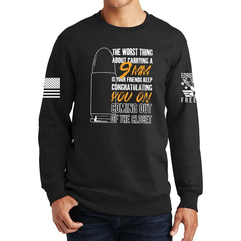 TYM 9mm Coming Out of The Closet Sweatshirt