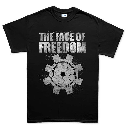 The Face of Freedom Mens T-shirt