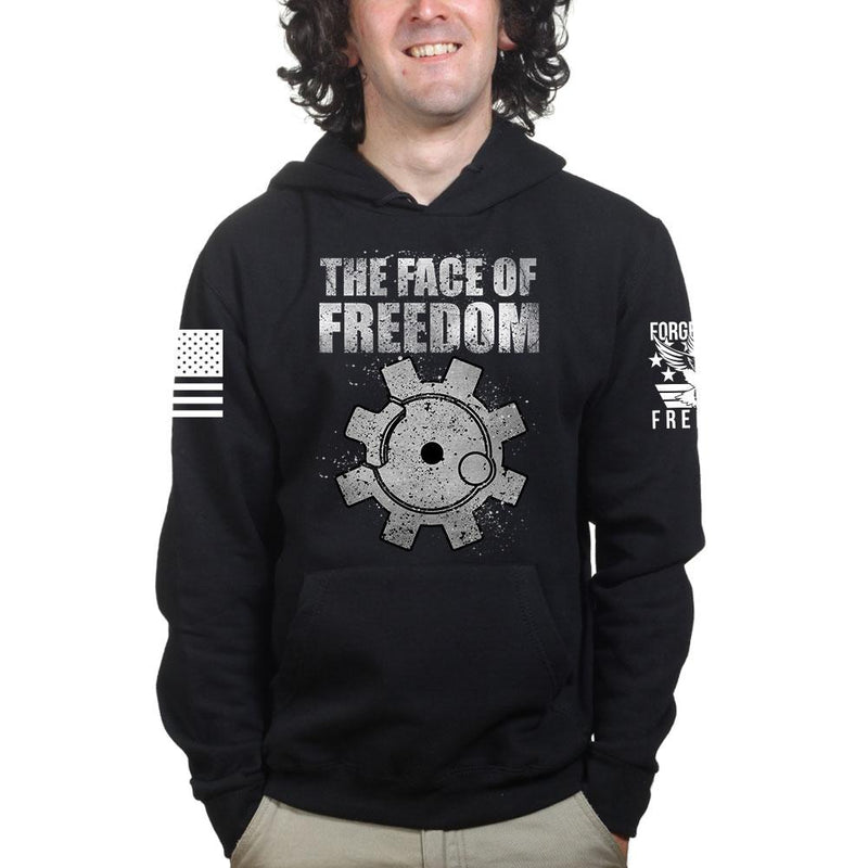 The Face of Freedom Hoodie
