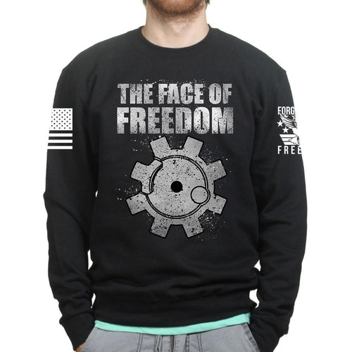 The Face of Freedom Sweatshirt