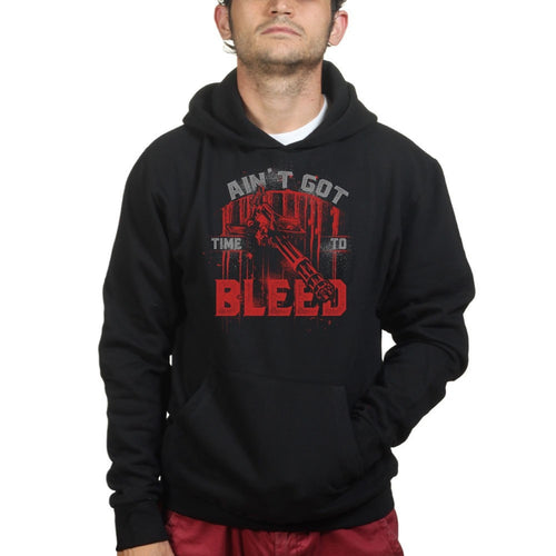 Unisex Ain't Got Time To Bleed Hoodie