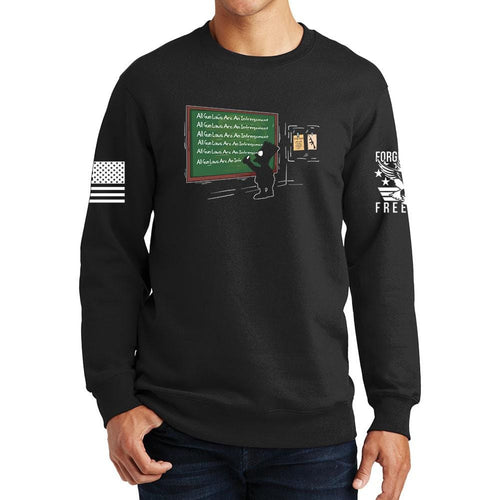 All Gun Laws Are An Infringement Sweatshirt