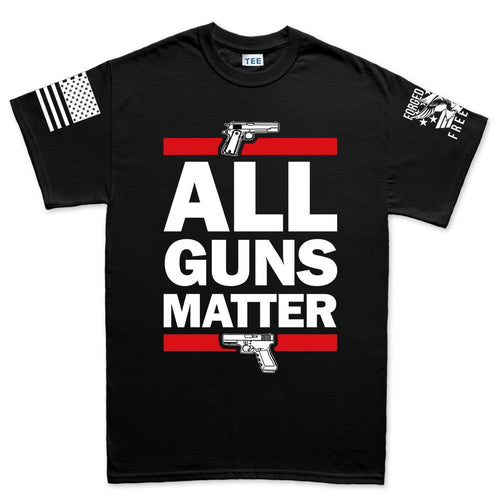 All Guns Matter Men's T-shirt