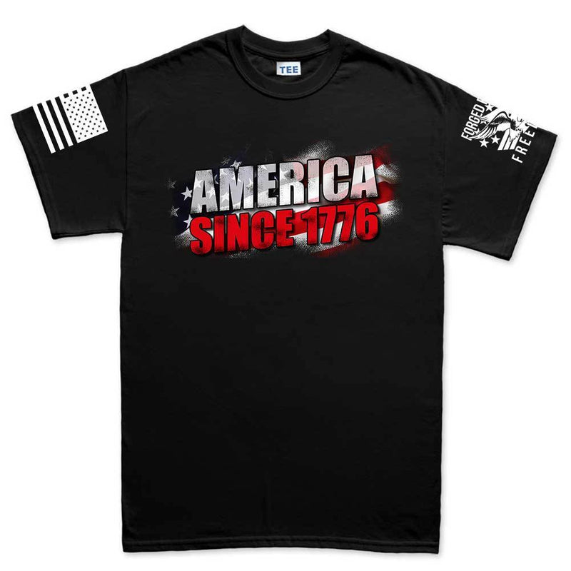 America Since 1776 Men's T-shirt