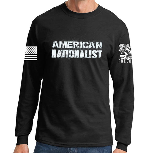 American Nationalist Long Sleeve T-shirt