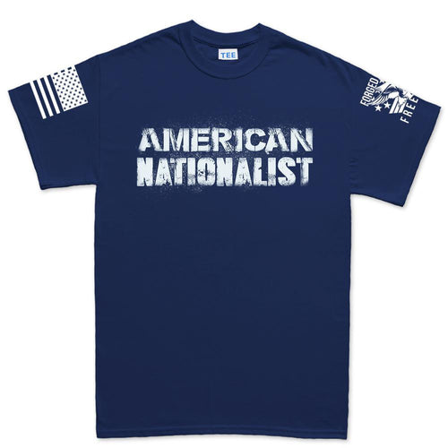 American Nationalist Men's T-shirt