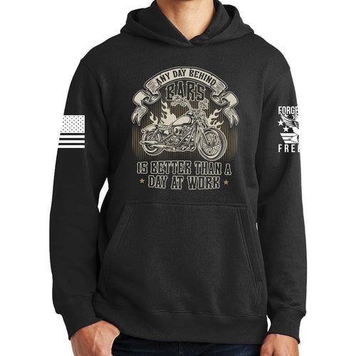 Any Day Behind Bars Hoodie