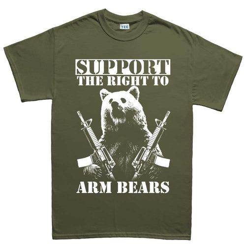 Men's Arm Bears T-shirt