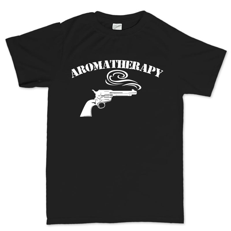 Gun Aromatherapy Men's T-shirt