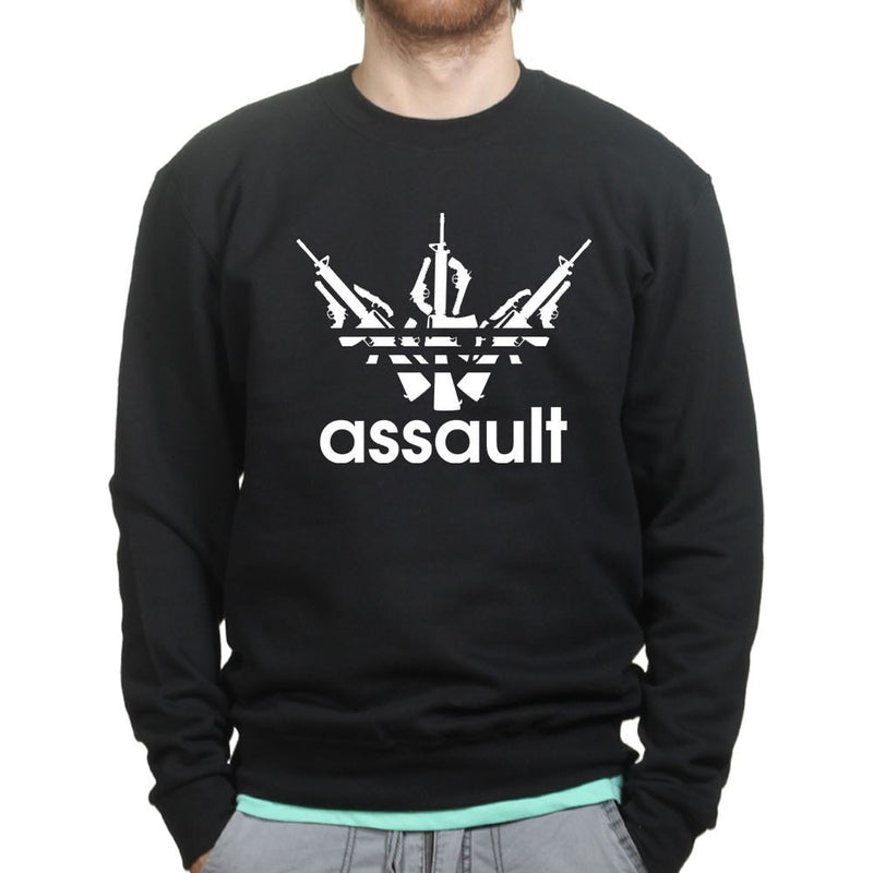 Unisex Assault Sweatshirt