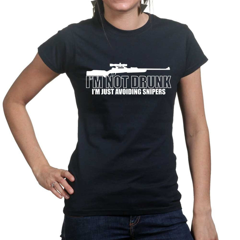 Ladies Avoiding Snipers T-shirt
