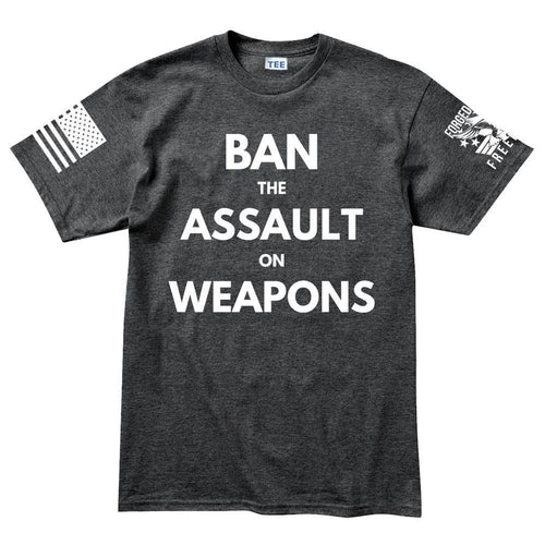 Ban Assault Weapons Mens T-shirt