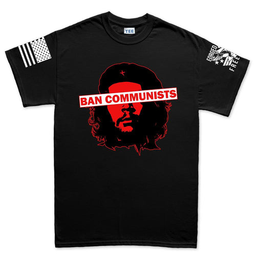 Ban Communists Men's T-shirt