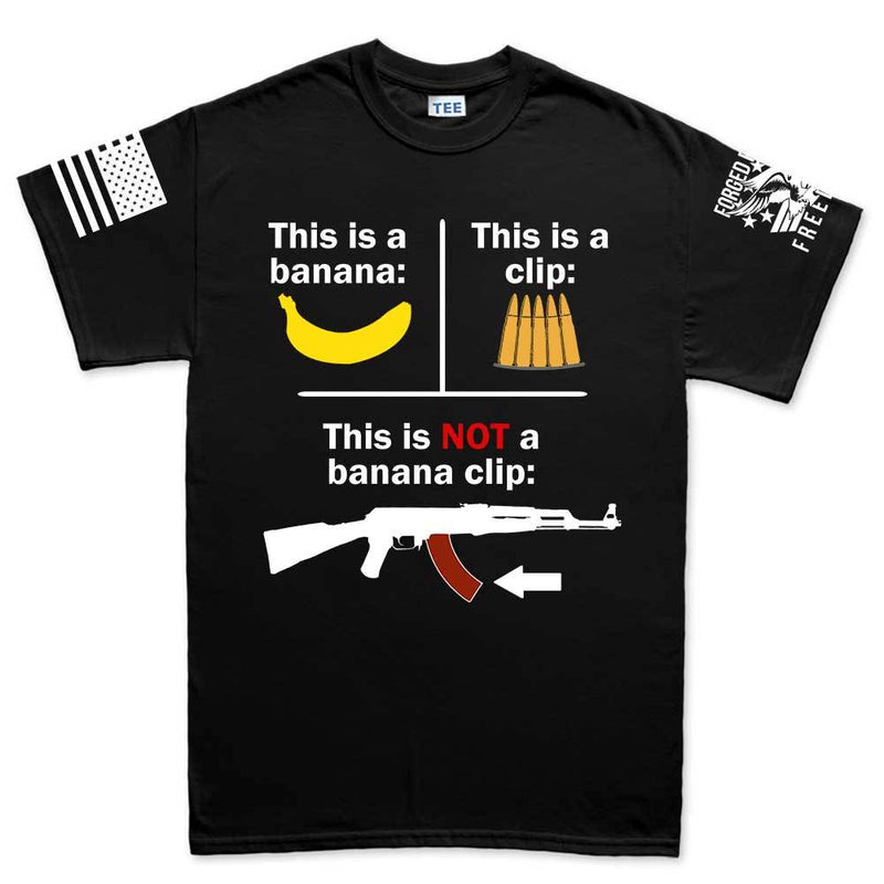 This Is NOT a Banana Clip Men's T-shirt