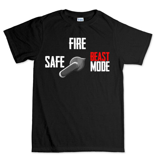 Beast Mode Select Fire Men's T-shirt