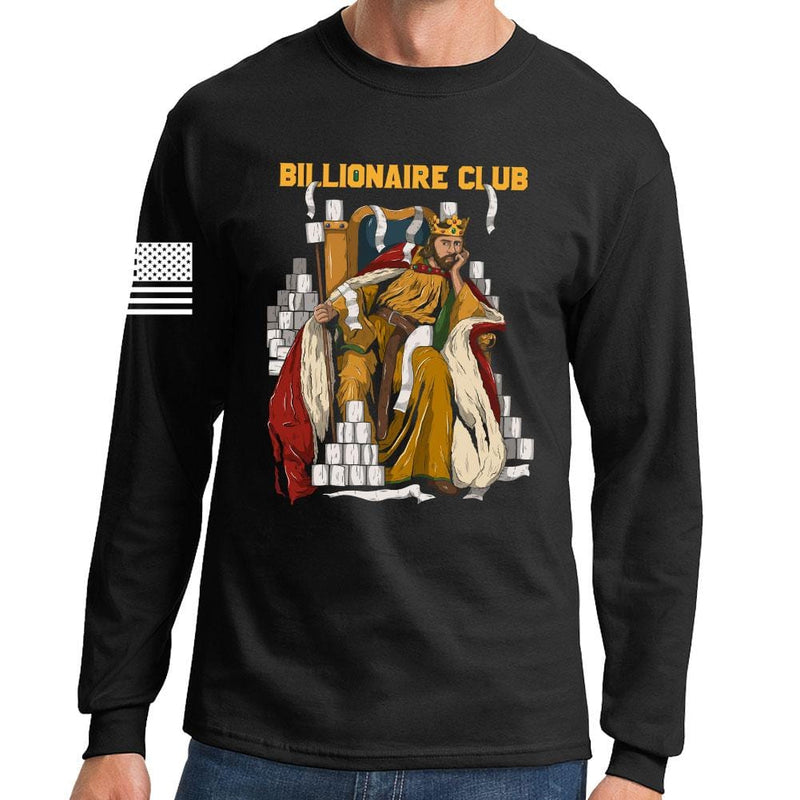 Billionaire Club Long Sleeve T-shirt