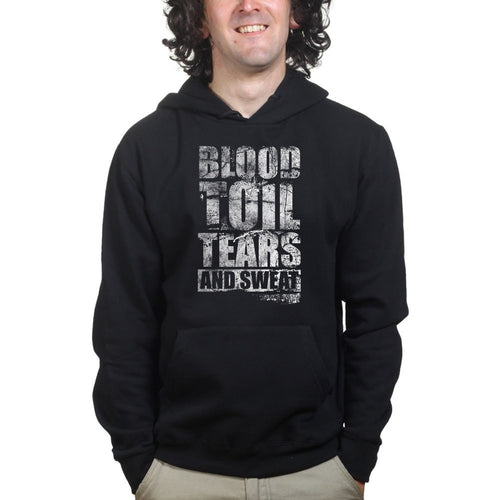 Blood Toil Tears & Sweat Hoodie