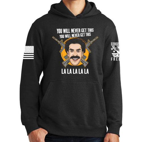 You Will Never Get This Hoodie