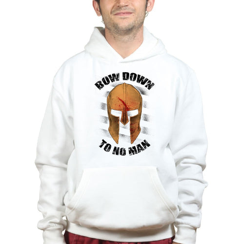 Bow Down To No Man Hoodie