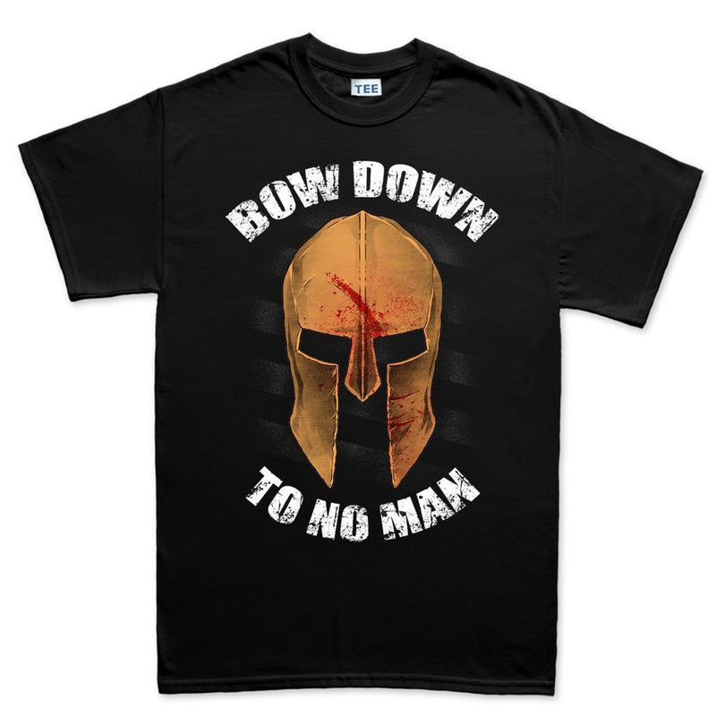 Bow Down To No Man Men's T-shirt