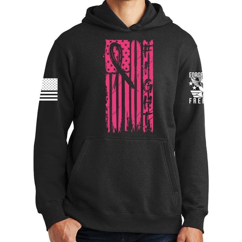 FIGHT - Breast Cancer Awareness Hoodie