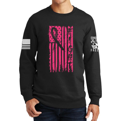FIGHT - Breast Cancer Awareness Sweatshirt