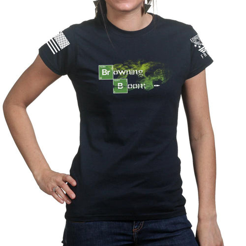 Browning Boom Ladies T-shirt